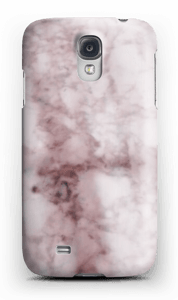Mármore rosa Capa Galaxy S4