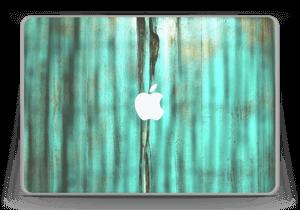 """Smaragdtre Skin MacBook Pro 13"""" -2015"""