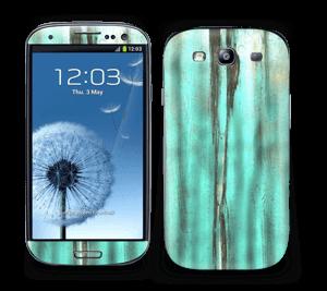 Smaragdtre Skin Galaxy S3