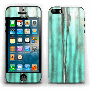 Smaragdtre Skin IPhone 5s