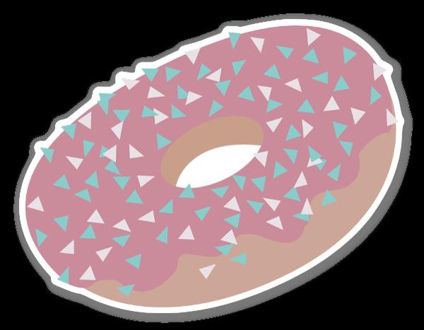 Nomnomnut sticker