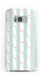 Flamingos Capa Galaxy S8