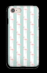 Flamingos Capa IPhone 8