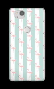 Flamingos Capa Pixel 2