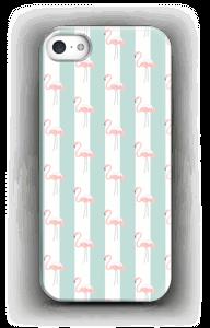Minttuflamingot kuoret IPhone SE