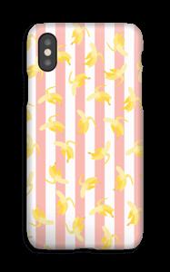 Stripete banan deksel