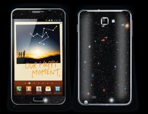 Stjerner og Galakser Skin Galaxy Note
