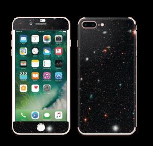 Stjerner og Galakser Skin IPhone 7 Plus