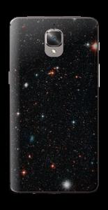 Stjerner og Galakser Skin OnePlus 3