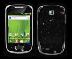 Noche Estrellada Vinilo  Galaxy Mini