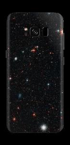 Stjerner og Galakser Skin Galaxy S8