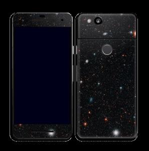 Stjerner og Galakser Skin Pixel 2