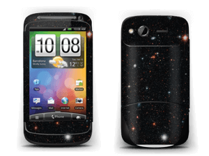 Stjerner og Galakser Skin Desire