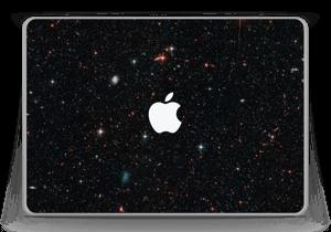 """Stjerner og Galakser Skin MacBook Pro 13"""" -2015"""