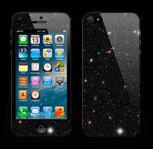 Stjerner og Galakser Skin IPhone 5