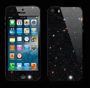 Stjerner og Galakser Skin IPhone 5s