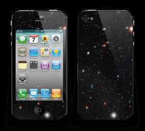 Stjerner og Galakser Skin IPhone 4/4s