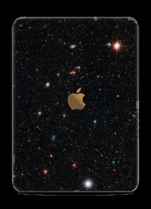 Stjerner og Galakser Skin IPad Pro 12.9