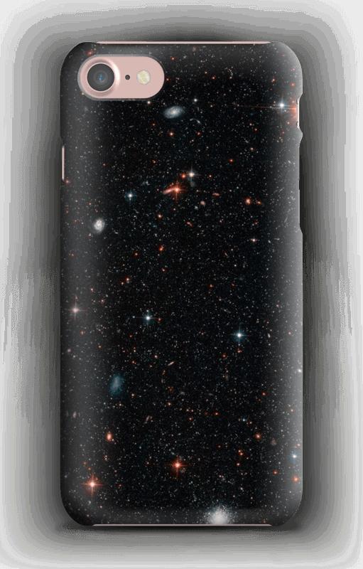 Stjärnor och galaxer skal IPhone 7