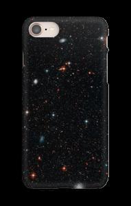 Zwarte melkweg  hoesje IPhone 8