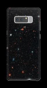 Tuikkiva galaxi kuoret Galaxy Note8