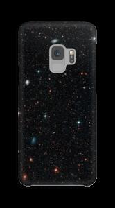 Zwarte melkweg  hoesje Galaxy S9