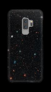 Galáxia de Andrômeda Capa Galaxy S9 Plus