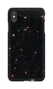 Galaxies Coque  IPhone XS Max