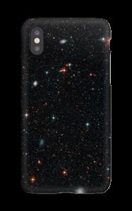 Stjärnor och galaxer skal IPhone XS