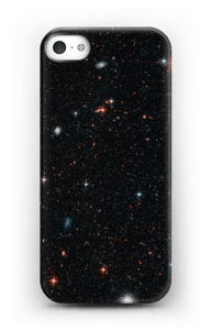 Tuikkiva galaxi kuoret IPhone 5/5S