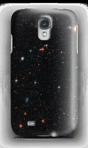 Zwarte melkweg  hoesje Galaxy S4