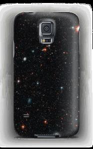 Galáxia de Andrômeda Capa Galaxy S5