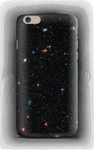 Zwarte melkweg  hoesje IPhone 6 Plus