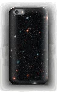Zwarte melkweg  hoesje IPhone 6 Plus tough