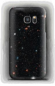 Zwarte melkweg  hoesje Galaxy S7
