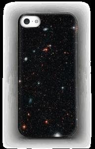 Zwarte melkweg  hoesje IPhone SE