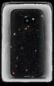 Zwarte melkweg  hoesje Galaxy S7 Edge