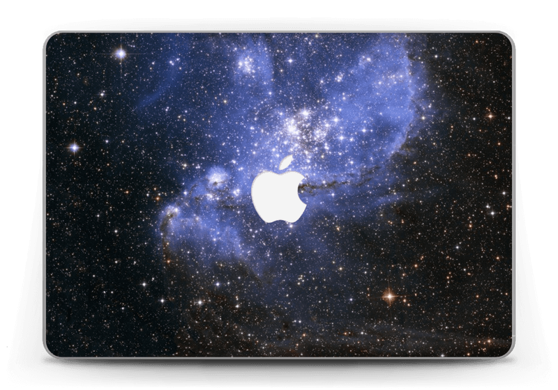 "Galaxie Skin MacBook Pro Retina 13"" 2015"