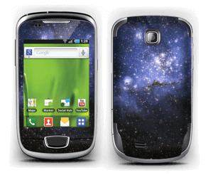 Stjernetåke Skin Galaxy Mini