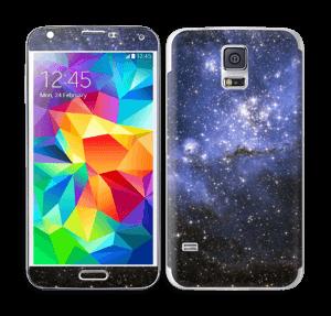 Stjernetåke Skin Galaxy S5