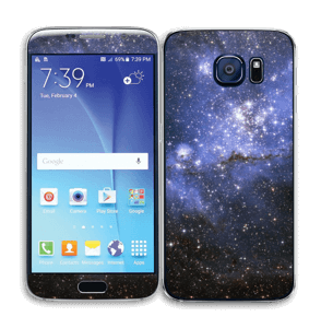 Stjernetåke Skin Galaxy S6