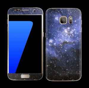 Stjernetåke Skin Galaxy S7