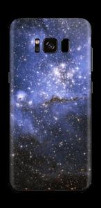 Stjernetåke Skin Galaxy S8