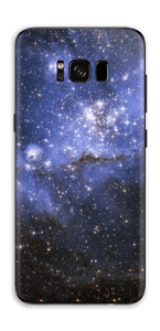 Galaxie Skin Galaxy S8 Plus