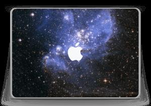 """Stjernetåke Skin MacBook Pro 13"""" -2015"""
