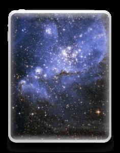 Galaxie Skin IPad 1