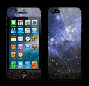 Stjernetåke Skin IPhone 5