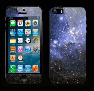 Stjernetåke Skin IPhone 5s