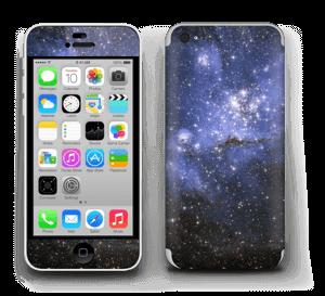 Stjernetåke Skin IPhone 5c