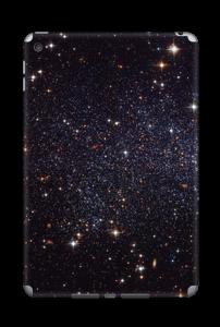Sort Galakse Skin IPad Mini 4